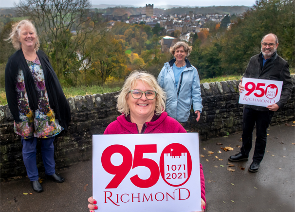 Grant for Richmond 950 Celebrations